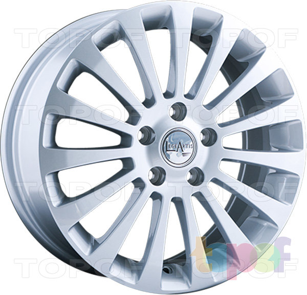 Колесные диски Replica LegeArtis FD24. Изображение модели #2