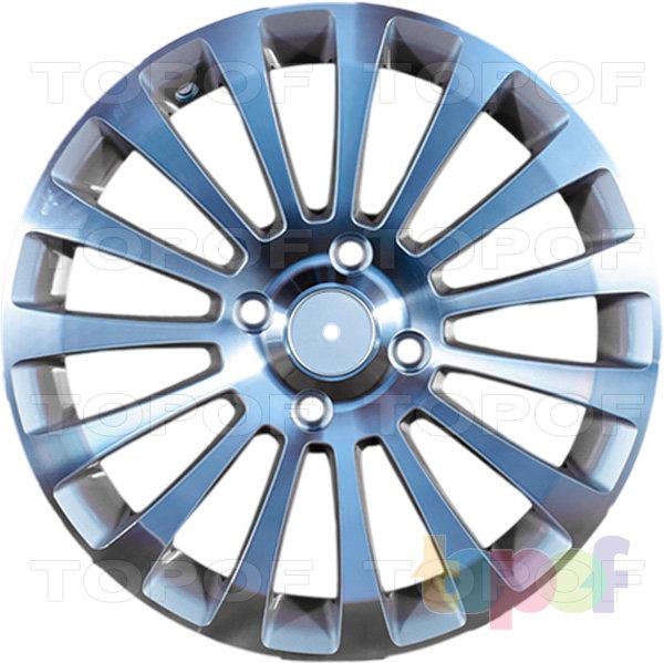 Колесные диски Replica LegeArtis FD24. Изображение модели #3