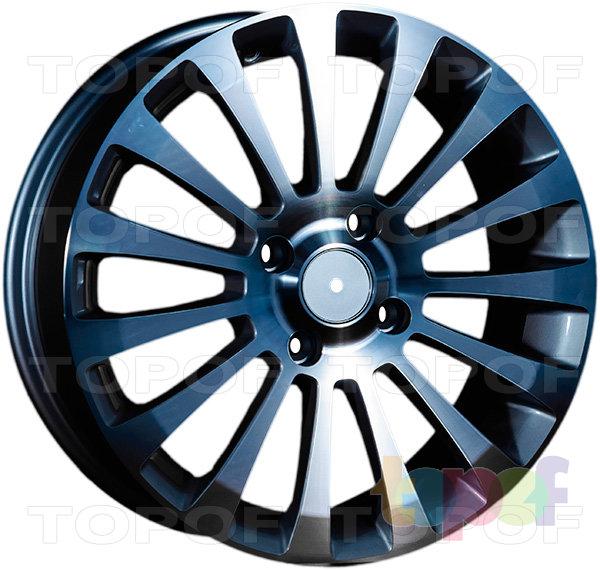 Колесные диски Replica LegeArtis FD24. Изображение модели #4