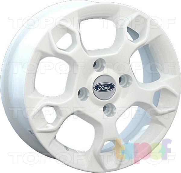 Колесные диски Replica LegeArtis FD29. Изображение модели #3
