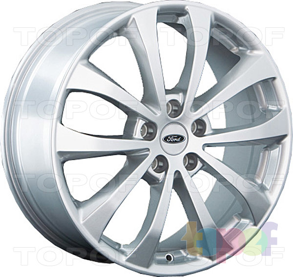 Колесные диски Replica LegeArtis FD31. Изображение модели #1