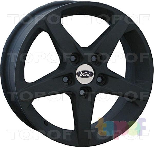 Колесные диски Replica LegeArtis FD36. Изображение модели #2