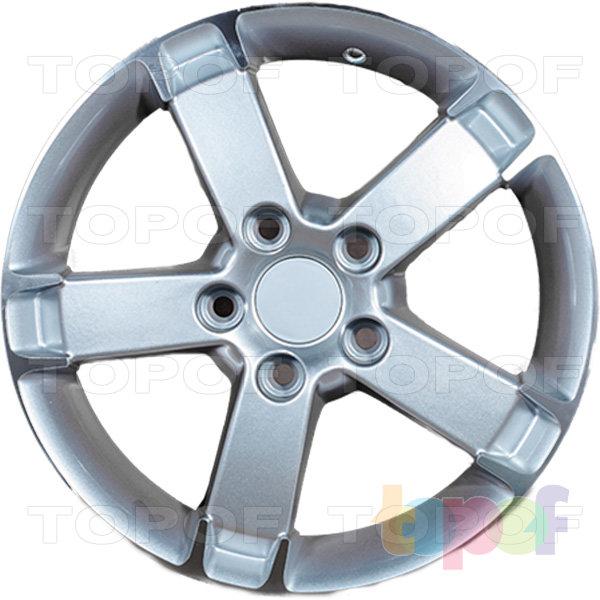 Колесные диски Replica LegeArtis FD4. Изображение модели #1