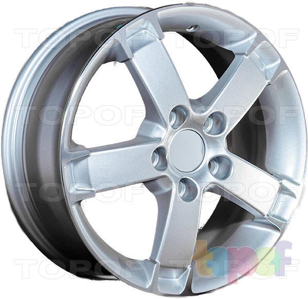 Колесные диски Replica LegeArtis FD4. Изображение модели #2