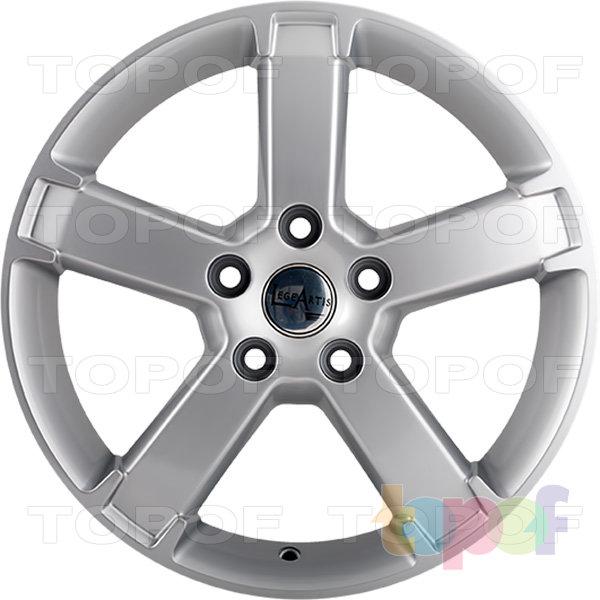 Колесные диски Replica LegeArtis FD4. Изображение модели #3
