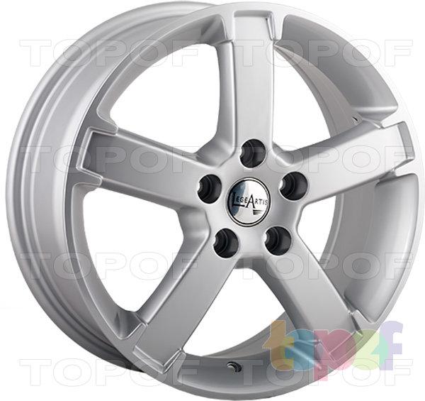 Колесные диски Replica LegeArtis FD4. Изображение модели #4