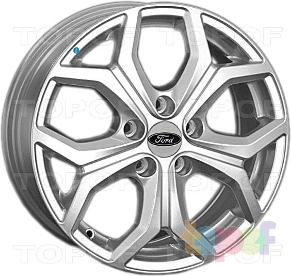 Колесные диски Replica LegeArtis FD46