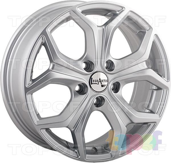Колесные диски Replica LegeArtis FD46. Изображение модели #3