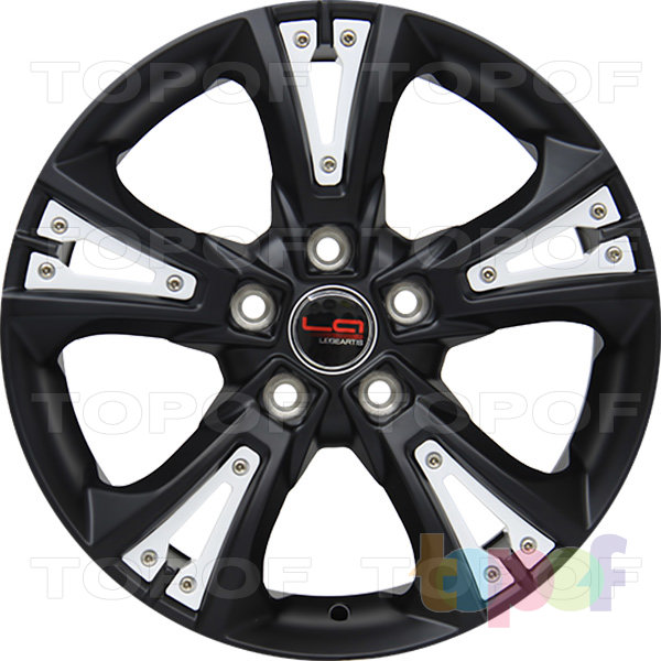 Колесные диски Replica LegeArtis FD502. Изображение модели #2