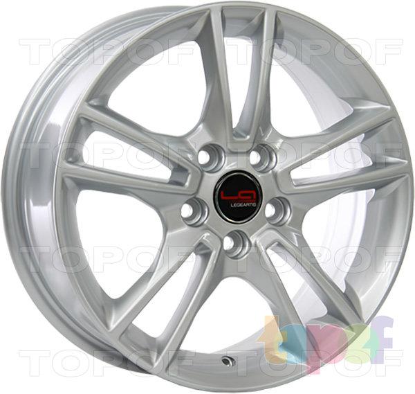 Колесные диски Replica LegeArtis FD504