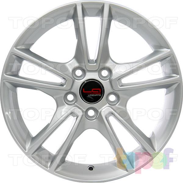 Колесные диски Replica LegeArtis FD504. Изображение модели #2