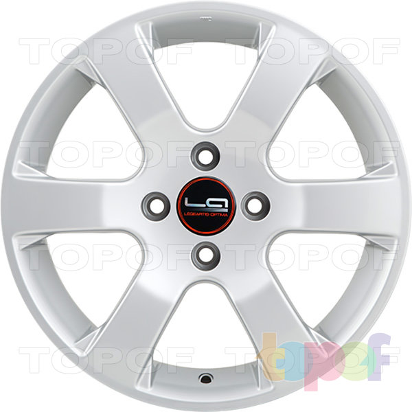 Колесные диски Replica LegeArtis FD70. Изображение модели #1