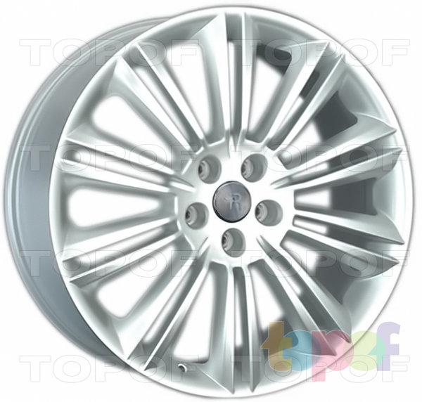 Колесные диски Replica LegeArtis FD76. Цвет колесного диска - Silver (Серебряный)