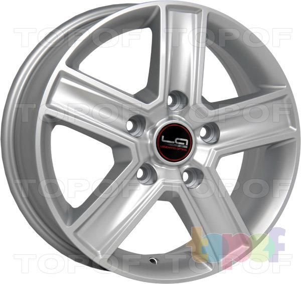 Колесные диски Replica LegeArtis FT16. Изображение модели #2