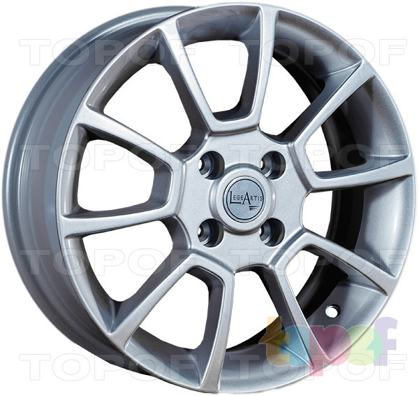 Колесные диски Replica LegeArtis FT3. Изображение модели #2