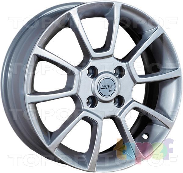 Колесные диски Replica LegeArtis GL1. Изображение модели #2