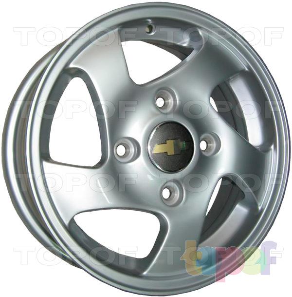 Колесные диски Replica LegeArtis GM11. Изображение модели #2