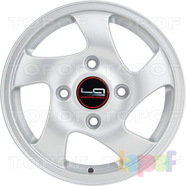 Колесные диски Replica LegeArtis GM11. Изображение модели #3