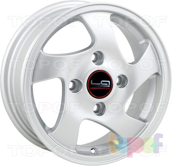 Колесные диски Replica LegeArtis GM11. Изображение модели #4