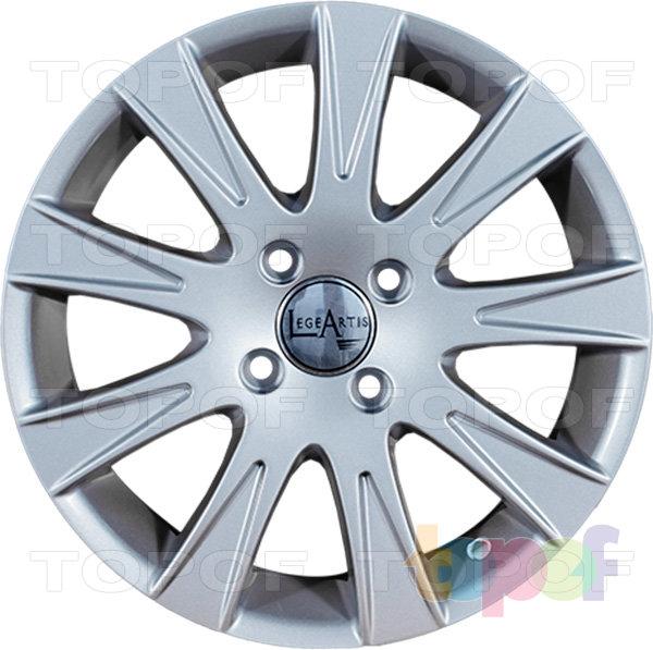 Колесные диски Replica LegeArtis GM12. Изображение модели #3