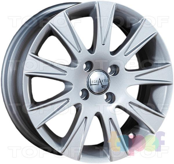 Колесные диски Replica LegeArtis GM12. Изображение модели #4