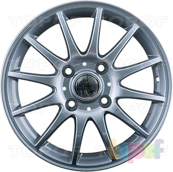 Колесные диски Replica LegeArtis GM17. Изображение модели #1