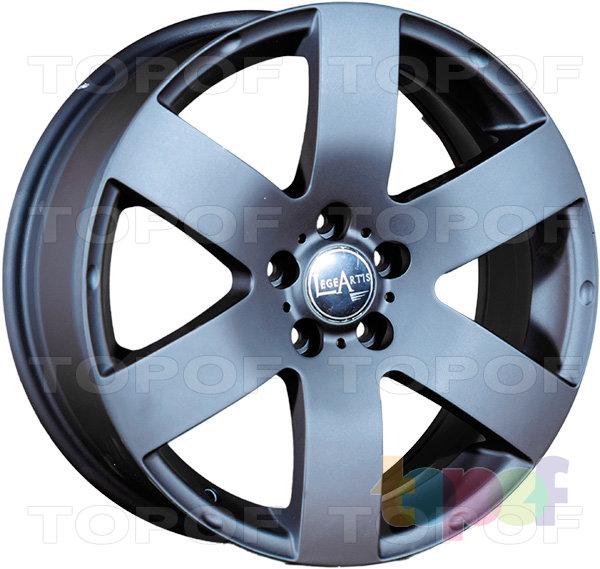 Колесные диски Replica LegeArtis GM20. Изображение модели #2