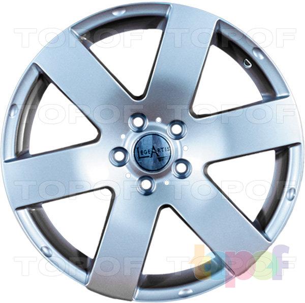 Колесные диски Replica LegeArtis GM20. Изображение модели #3