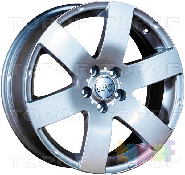 Колесные диски Replica LegeArtis GM20. Изображение модели #4