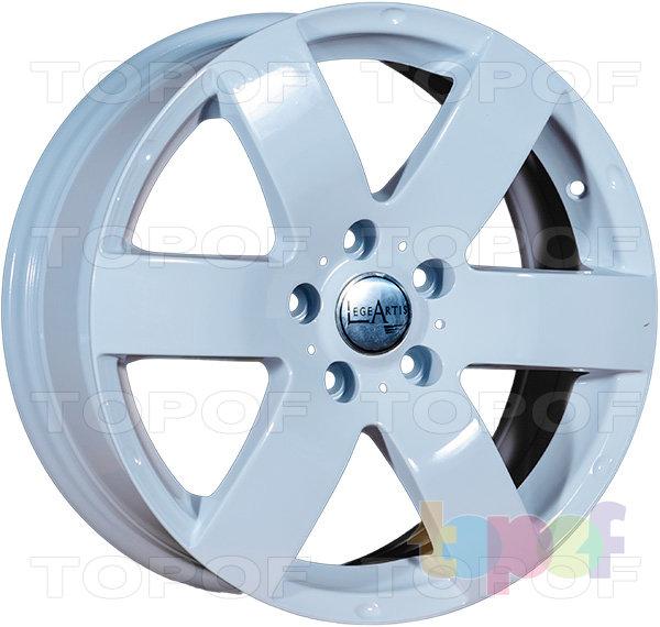 Колесные диски Replica LegeArtis GM20. Изображение модели #6