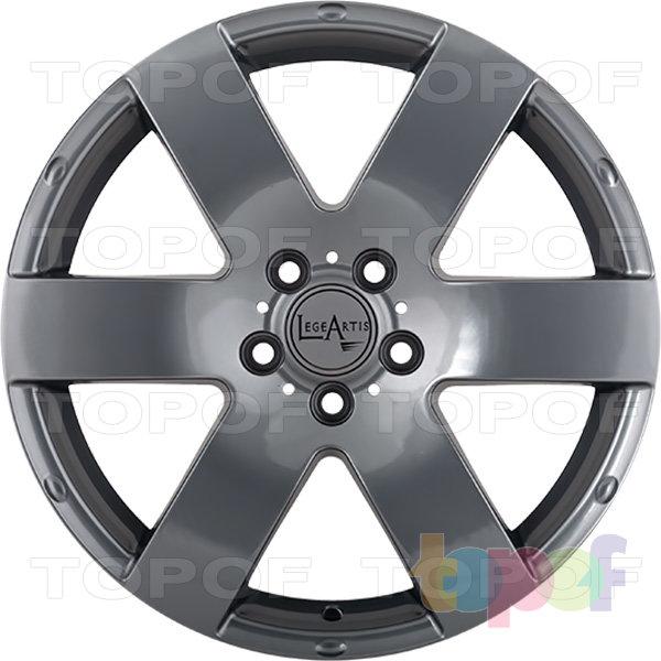 Колесные диски Replica LegeArtis GM20. Изображение модели #7