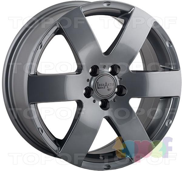 Колесные диски Replica LegeArtis GM20. Изображение модели #8