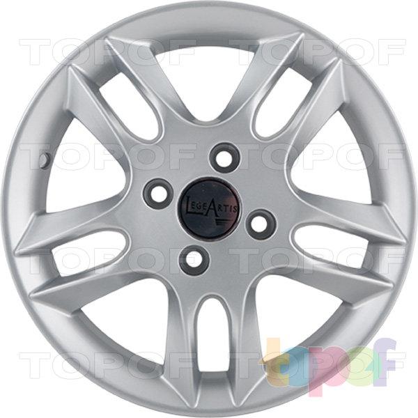 Колесные диски Replica LegeArtis GM21. Изображение модели #1