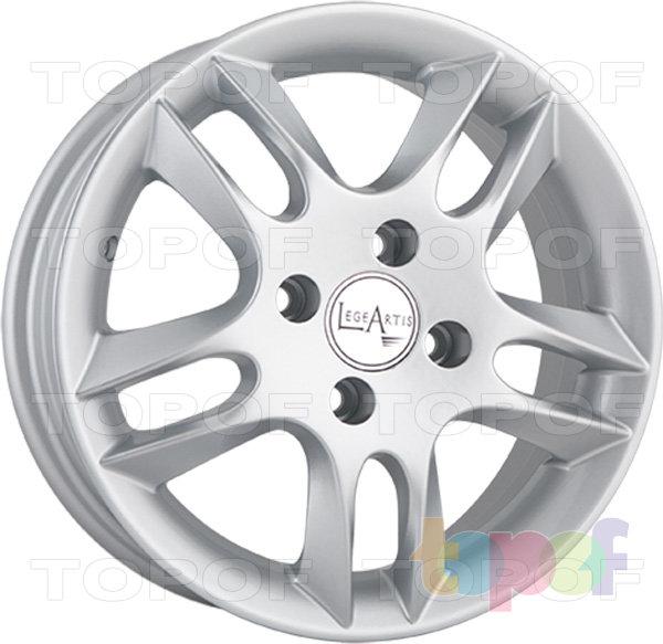 Колесные диски Replica LegeArtis GM21. Изображение модели #2