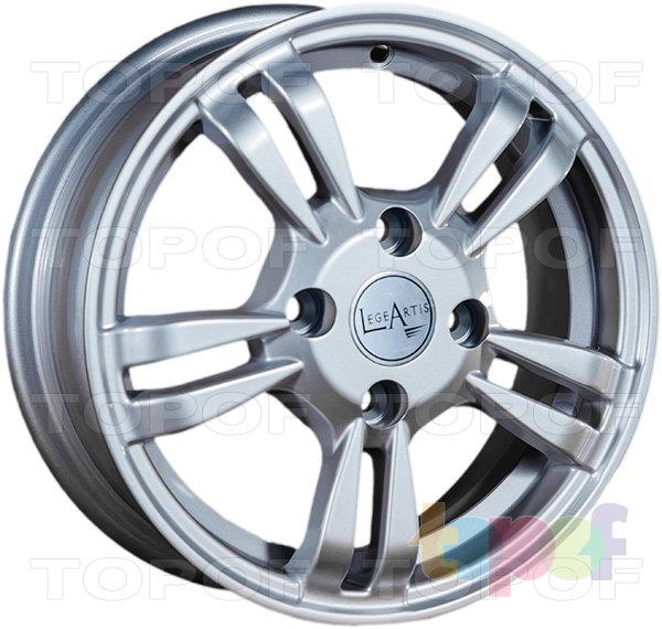 Колесные диски Replica LegeArtis GM22. Изображение модели #2
