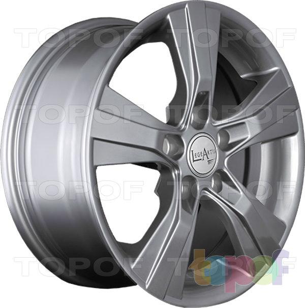 Колесные диски Replica LegeArtis GM23. GM