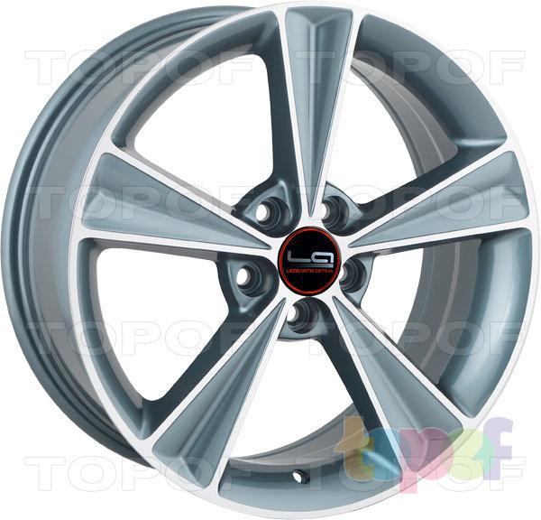 Колесные диски Replica LegeArtis GM24. GMF
