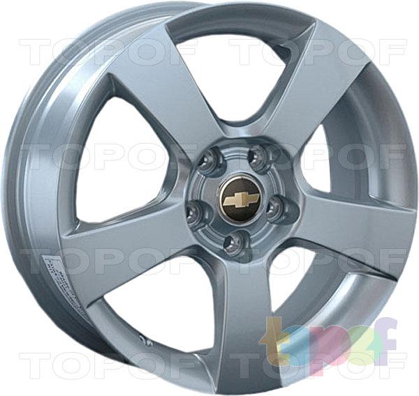 Колесные диски Replica LegeArtis GM26. Изображение модели #1