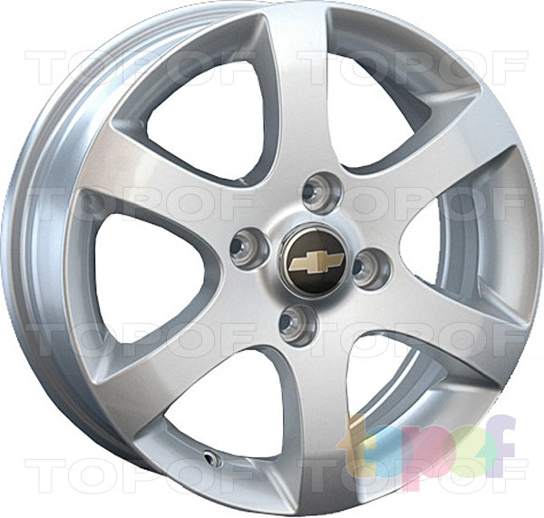 Колесные диски Replica LegeArtis GM33. Изображение модели #1