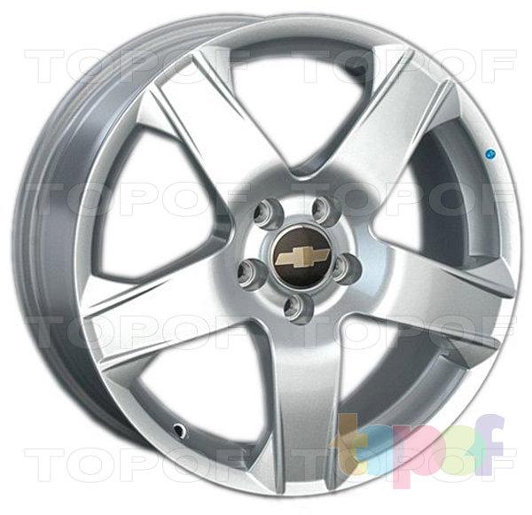 Колесные диски Replica LegeArtis GM35