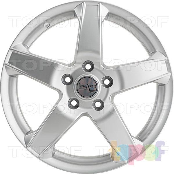 Колесные диски Replica LegeArtis GM35. Изображение модели #2