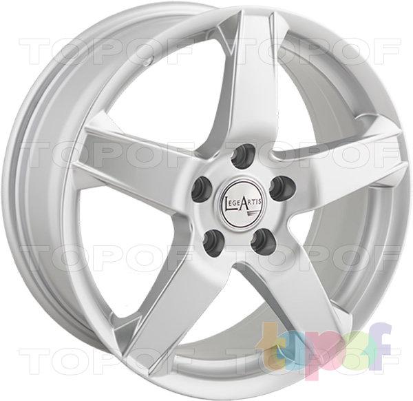 Колесные диски Replica LegeArtis GM35. Изображение модели #4
