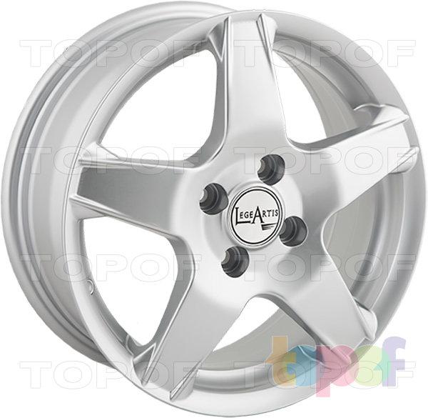 Колесные диски Replica LegeArtis GM35. Изображение модели #5