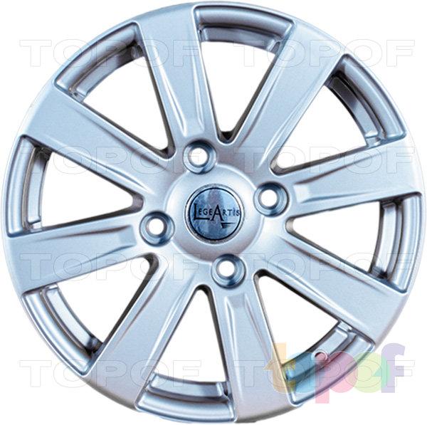 Колесные диски Replica LegeArtis GM36. Изображение модели #1