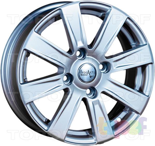 Колесные диски Replica LegeArtis GM36. Изображение модели #4