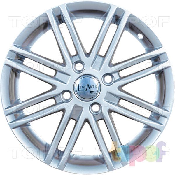 Колесные диски Replica LegeArtis GM39. Изображение модели #3