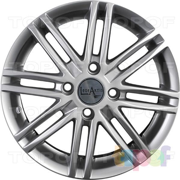 Колесные диски Replica LegeArtis GM39. Изображение модели #4