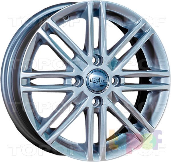 Колесные диски Replica LegeArtis GM39. Изображение модели #5