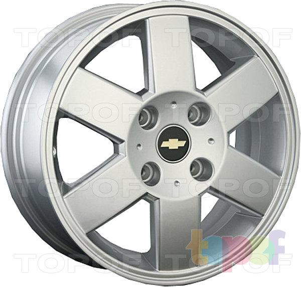Колесные диски Replica LegeArtis GM4. Изображение модели #1