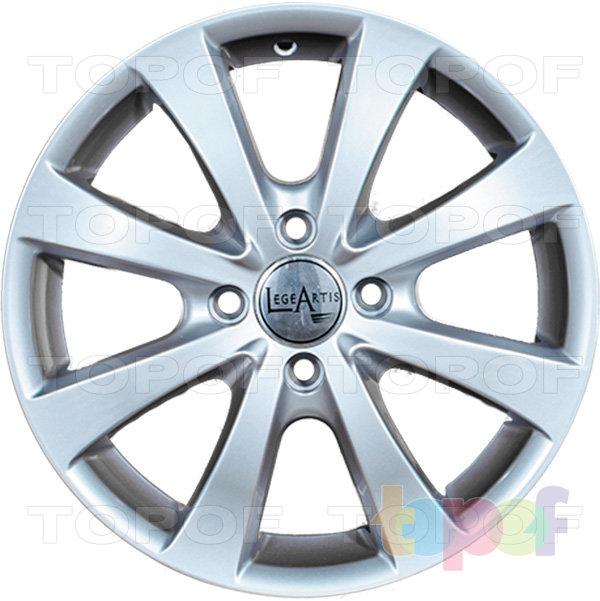 Колесные диски Replica LegeArtis GM40. Изображение модели #1